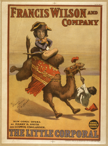 The Little Corporal New Comic Opera By Harry B. Smith And Ludwig Englander. Image
