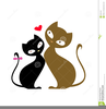 Free Clipart Of Black Cats Image