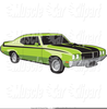 Free Clipart Buick Car Image