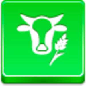 Free Green Button Agriculture Image