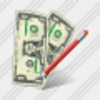 Icon Money Edit Image