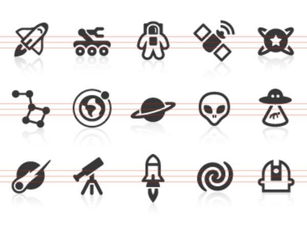 0062 Space Icons Free Images At Clker Vector Clip Art Online