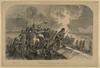 The Battle Of Stony Point  / J.h. Brightly, Sc. Image