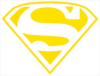 Superman Yellow Image