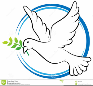 Free Christian Clipart Dove Image