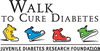 Walk For The Cure Clipart Image