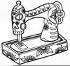 Free Clipart Images Sewing Machines Image