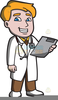 Free Clipart Doctor Cartoon Image