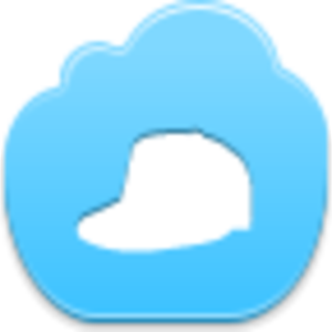 Free Blue Cloud Cap Image
