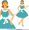 S Girl Clipart Image