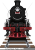 Free Clipart Steam Locomotive Image