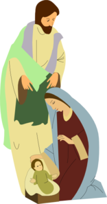 Nativity Clip Art