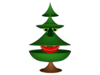 Happy Christmas Tree Image