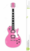 Electric Guitar Clipart Image