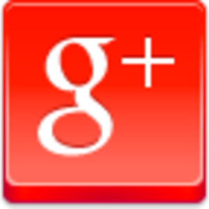 Free Red Button Icons Google Plus Image