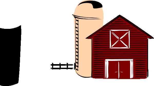 Traditional Barn Clip Art At Clker Com Vector Clip Art
