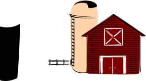 Traditional Barn Clip Art