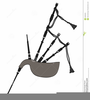 Bagpipe Image Clipart Image