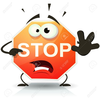 Free Clipart Attention Sign Image