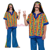 S Hippie Shirts For Men Image