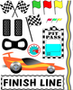 Race Car Clipart For Kids Image
