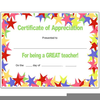 Free Clipart Borders Certificates Image