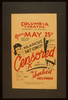 Columbia Theatre [presents] Hilarious 3 Act Comedy  Censored  By Conrad Seiler It Shocked Hollywood. Image