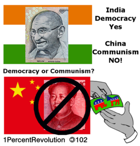 102 Democracy/communism  Image