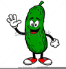 Free Pickle Clipart Image