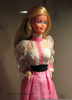 Barbie Doll Face Image