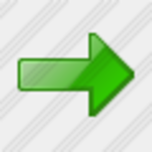 Icon Arrow Right Green 3 Image