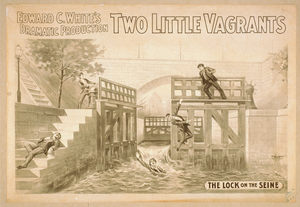 Edward C. White S Dramatic Production,  Two Little Vagrants Image