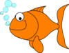 Goldfish Clip Art