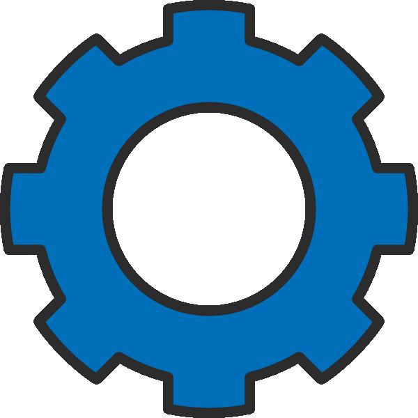 clipart free gear icon - photo #17