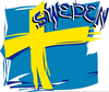 Swedes Clipart Image