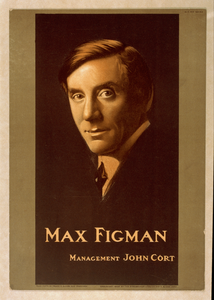 Max Figman  / From Photo By Frank C. Bangs, San Francisco. Image