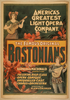 The Famous Original Bostonians America S Greatest Light Opera Company. Image