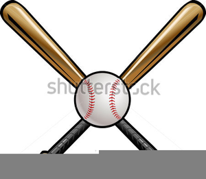 baseball cross bats clipart free images at clker com vector clip rh clker com baseball bat clip art free printable baseball bat images clip art free