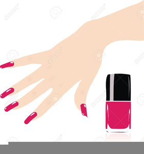 free manicure pedicure clipart free images at clker com vector rh clker com pedicure images clipart pedicure clipart black and white