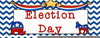 Free Presidential Election Clipart Image