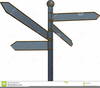 Clipart Blank Street Signs Image