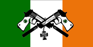 Ireland And Crossing Guns Image
