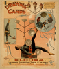 Eldora, The Premier Equilibrist And Juggler Of The World Image