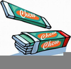 Free Clipart Of Gum Image