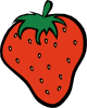 Strawberry 12 Clip Art