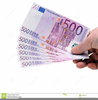 Hand With Money Clipart Image