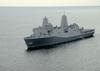 Military Ship Image