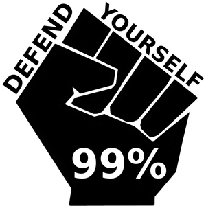 Occupy Defend Yourself Image