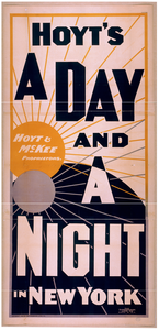 Hoyt S A Day And A Night In New York Image