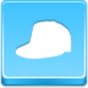 Free Blue Button Icons Cap Image